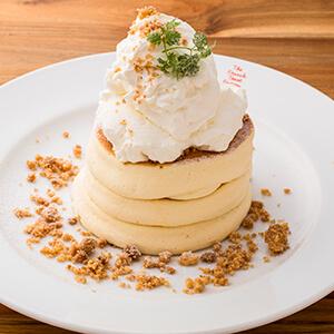 Chiffon Pancakes