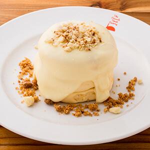 Macadamia Nuts Cream Pancakes