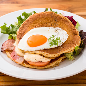 B・L・T・E Pancake